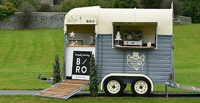 Mobile Bar, catering trailers with a Vintage twist.