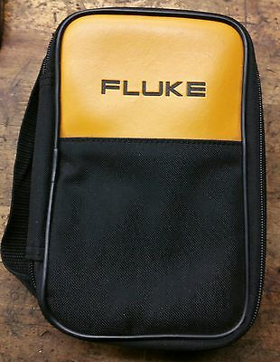 Fluke C35 soft case original for 15, 17, 115, 117, 179, 177, 175 + others models