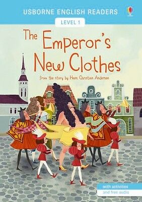 Usborne English Readers Level 1: The Emperor's New Clothes, Mairi Mackinnon