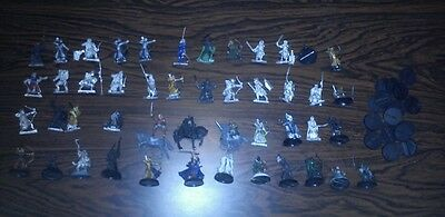 Warhammer Lord Of The Rings Metal Characters X47