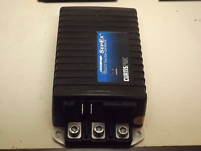 Curtis D.c Motor Controller Model:169071-004 24-36V 150A Tested And Working