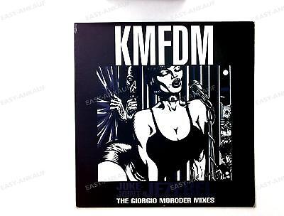 KMFDM - Juke-Joint Jezebel (The Giorgio Moroder Mixes) US Maxi 1995 //1