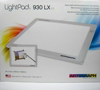 (188,26€/1Stk) LED Light Pad LX930 artograph Leuchttisch