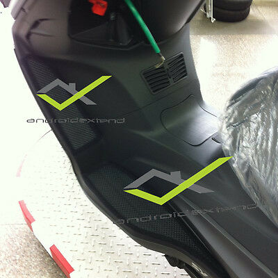 Sym Gts 300/ Joymax 300  Soft Touring Footpegs (Front & Middle = 4Pcs!!)
