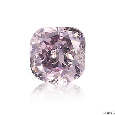 0.18ct Fancy Brown Pink Diamond I1 Radiant Cut Loose Natural Color GIA Certified