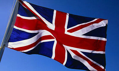 UK GREAT BRITAIN UNITED KINGDOM UNION JACK FLAG NEW 3x5 ft USA seller