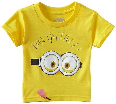 Despicable Me Minion Shirt - Toddler Kid's NEW T-Shirt - 2T
