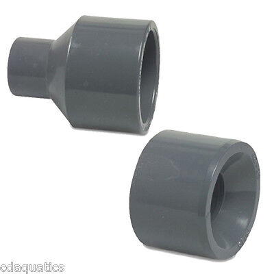PVC Metric Solvent Weld Pressure Pipe Reducers