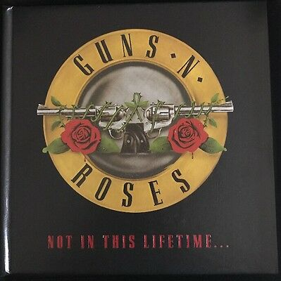 Guns N Roses VIP Not In This Lifetime Limited Edition
