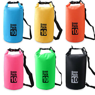SALE~~Waterproof Sport Floating Dry Bag Sack Boating For Outdoor Camping 2L-30L