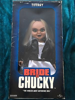 Sideshow Collectables - Tiffany Bride Of Chucky Doll..