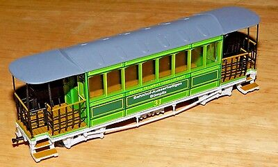 Street Car Or Passenger Climax STATIC Layout Ready as Pictured Beautiful Item