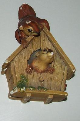 Bossons - Chipmunks - 1968 - Height 6.5 inches.