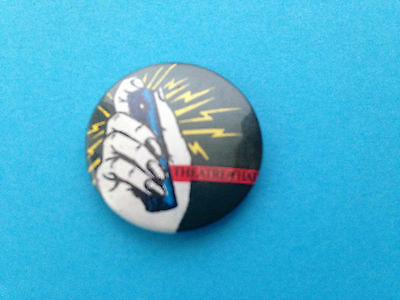 Theatre Of Hate early 80s button badge