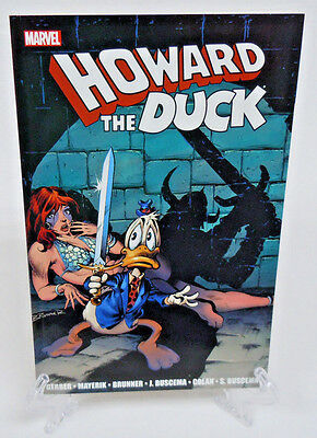 Howard the Duck Complete Collection Volume 1 Marvel TPB New Trade Paperback