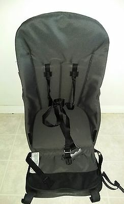 Bugaboo Cameleon 2nd Generation Seat Base Only in Dark Gray Perfect Condition