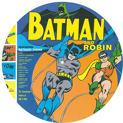 Sun Ra - Batman & Robin - O.s.t. [New Vinyl LP] Picture Disc