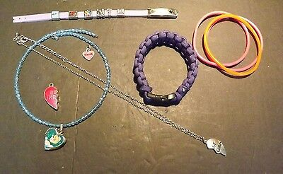 Mixed Lot of Little Girl's Jewelry
