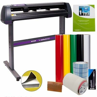 Custom Sign Machine Vinyl Cutter Plotter Design Making Software Cutting Graphic