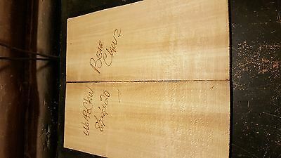 Rg5-Extreme Wolf Klaw Spruce Guitar Tonewood Luthier