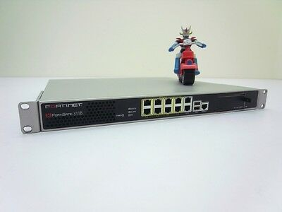 Fortinet FortiGate 311B FG-311B Firewall Network Security Appliance