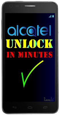 Alcatel Unlock Code - Worldwide - Express4U
