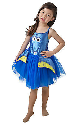 Fancy Dress Costume ~ Disney Finding Dory Tutu Costume Ages 2-6 Years