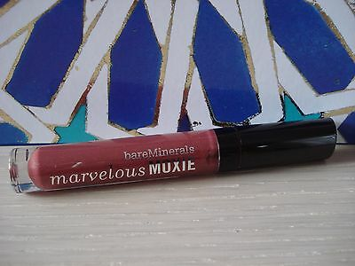 Brillant à lèvres gloss Marvelous Moxie BAREMINERALS 4.5ml teinte wow factor