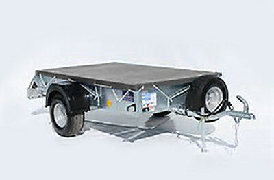 Trailer cover for 8' x 5' Ifor Williams