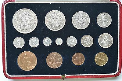 1937 George VI Proof 15 Coin Set