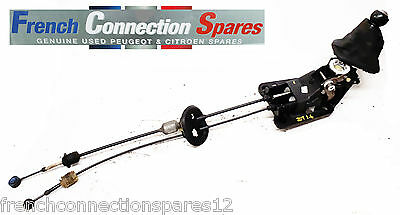 Peugeot 207 1.6 Thp 150 Gear Linkage & Selector Cables