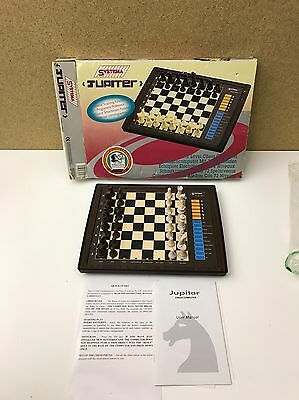 Jupiter 72 Level Chess Computer, by Systema
