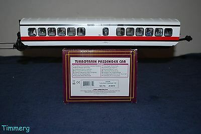 MTH Premier 20-60014 Amtrak Turbotrain Passenger Car #71 MIB **