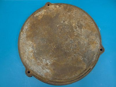 Antique Old West Cornwall Connecticut Derten Products Cast Iron Stove Base Stand