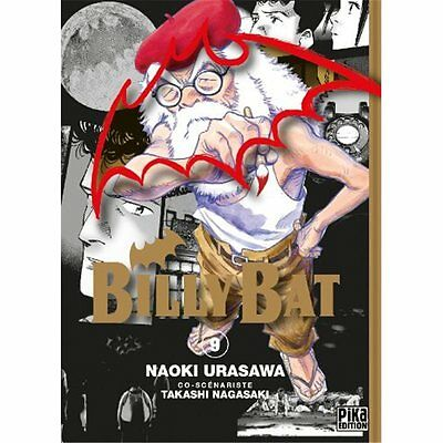 Manga - Billy Bat Vol.9