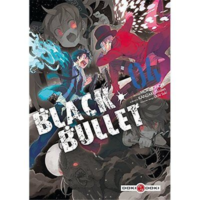 Manga - Black Bullet vol. 4