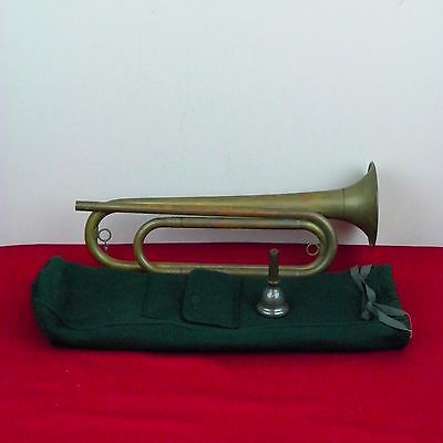 Rexcraft Boy Scouts Official Bugle Of America Vintage  King #28 Mouth Piece