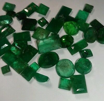 100% Natural Emerald frm Swat Pakistan, seting size, mix sizes, best for jewlery