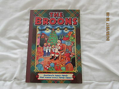 The    Broons      2013   Very   Good  Condition