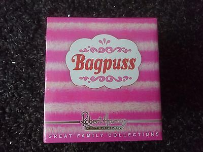 Robert Harrop Bagpuss Figurine - Bg01