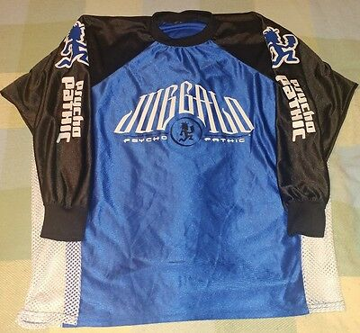 Rare Psychopathic Records Juggalo Bmx Jersey Insane Clown Posse Twiztid Icp