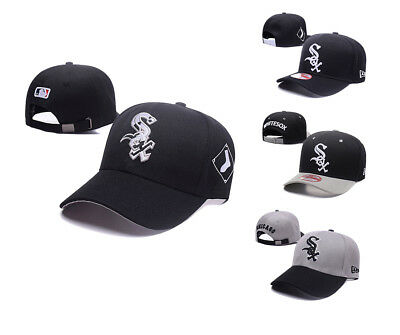 NEW Chicago White Sox Baseball Unisex Hat Cap Mens & Womens Cotton MLB AU Stock