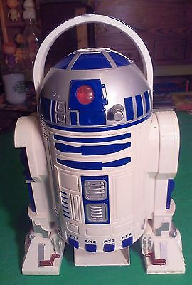 Star Wars R2D2 Cassette Player 10 inches tall