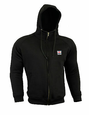 Motorcycle Mens Women Kevlar Hoodie Motorbike Armours Bikers Summer Hoody Jacket
