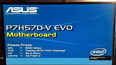 Asus P7H57D-V Evo - Intel I5 760 - 6Gb Ram Ddr3 Hyper X Kingston