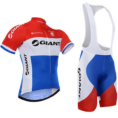MAN cycling jersey bike cycling clothing set GIANT MAN Bike Riding
