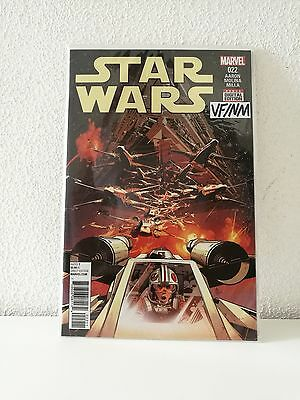 Star Wars #22  VF/NM (2015) 1st Print