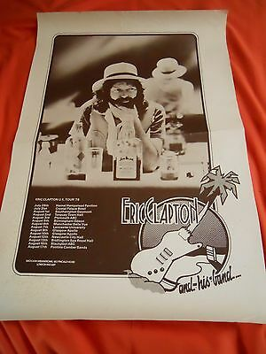 Eric Clapton Poster ( 30 inch x 20 inch )
