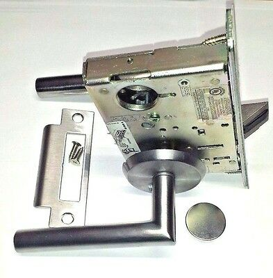 SARGENT ASSA ABLOY 8204 Full Mortise Lock Storeroom Function, 100% Complete