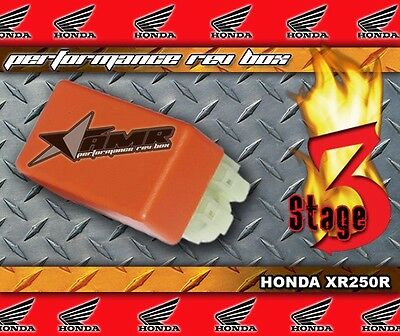 AMR Racing Performance CDI REV BOX Honda XR250 XR 250 Aftermarket Parts STAGE 3